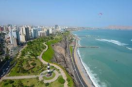 Restaurant et shopping touristique a Miraflores Rosa Nautica à  Lima
