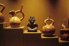 Circuit découverte Musée archéologique national Brüning Chiclayo Lambayeque