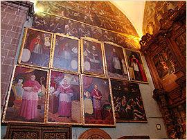 Visiter et à voir au Pérou la Cathédralede Cusco