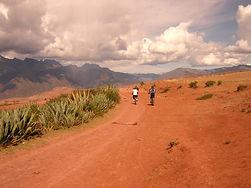 aventure et vélo au Pérou VTT - vélo tout terrain