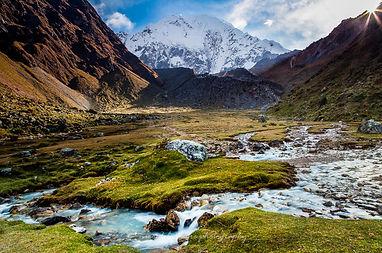 Trek , randonnée de Salkantayau Machu Picchu