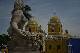 La cote pacifique du Pérou