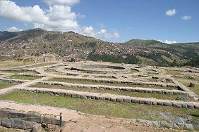 Voyager par cher au Pérou Sacsayhuamán à Cusco