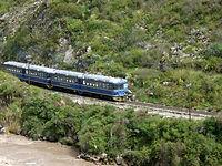 Machu Picchu Par train de Cusco (Poroy) à Aguas Calientes