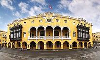 palais Municipal, visite de Lima au Pérou