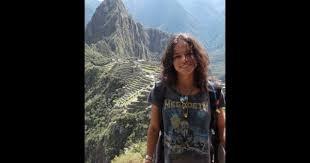 Michelle Rodriguez au Machu Picchu