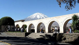 Visiter et à voir le Quartier de Yanahuara à Arequipa