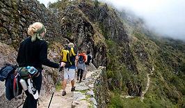 Randonnées Km 82, chemin de l'Inca