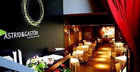 Restaurant Lima gastronomie Astrid et Gaston