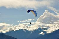 Aventure et sport à Cusco, Parapente à Chinchero