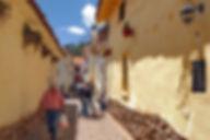 A faire à Cusco Le temple et quartier de San Blas Cusco