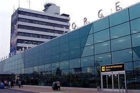 Arrivée au Pérou, aéroport de Lima