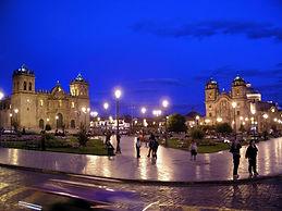 Visiter Cusco Plaza de Armas
