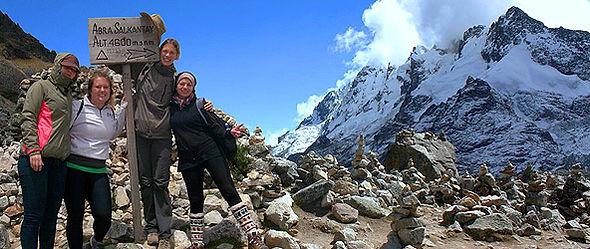Guide et conseils du Trek de Salkantay, randonnée au Machu Picchu
