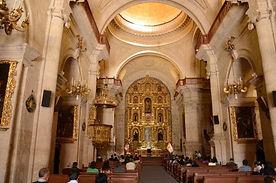 Visiter et à voir l'église de la Compagnie de Jésus à Arequipa