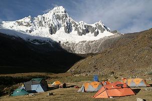 Trek Llanganuco à Santa Cruz, la cordillère blanche Huaraz