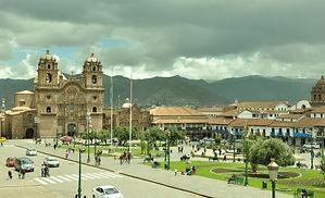 Voyage et circuit au Pérou, visite eglise de la compagnie de Jesus