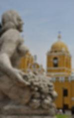 Circuit sur mesure au Pérou la Cathédrale de Trujillo