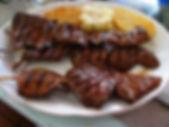 Restaurant Lima gastronomie Anticuchos