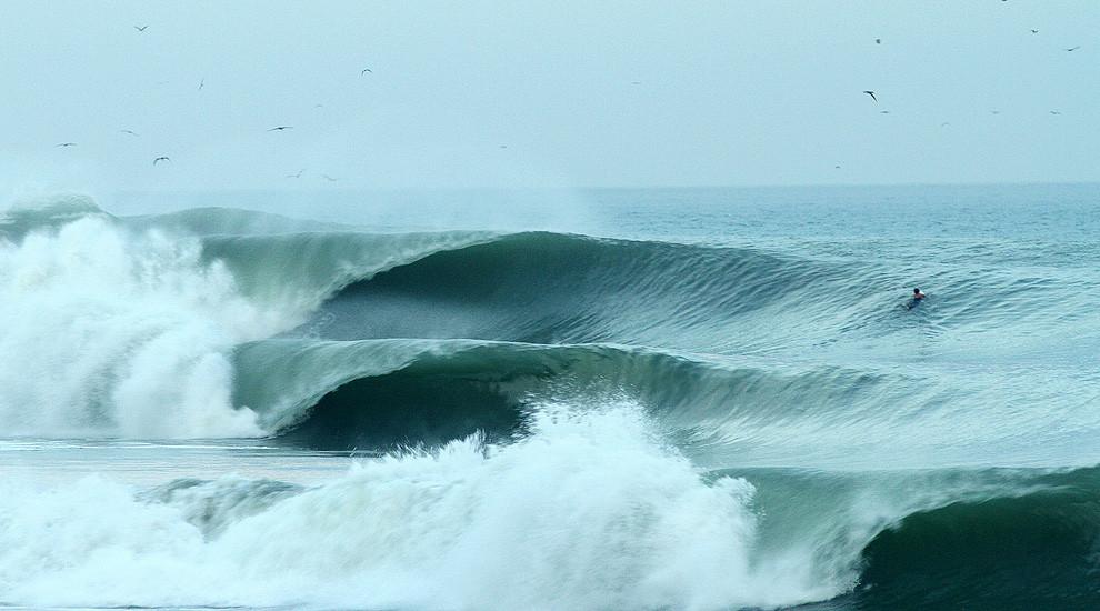 Surf au Pérou