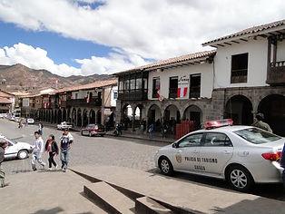 Sécurité au Pérou