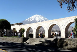 Trek au Pérou , volcan de Chachani 2 semaines