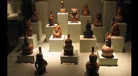 Musée Régional Adolfo Bermúdez Jenkins à Ica, découverte Nasca