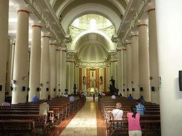 Circuit découverte la Cathédrale de Chiclayo