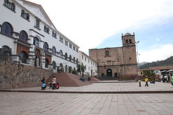 Découverte à voir La place et le temple de San Francisco à Cusco
