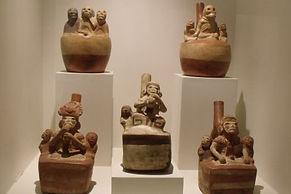 Voyage et vacances au Pérou musée Larco à Lima