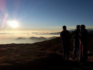 L'un des plus beaux lever de soleil au Monde … oui oui au Pérou.