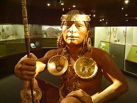 Visiter et à voir musée de l'Or à Lima