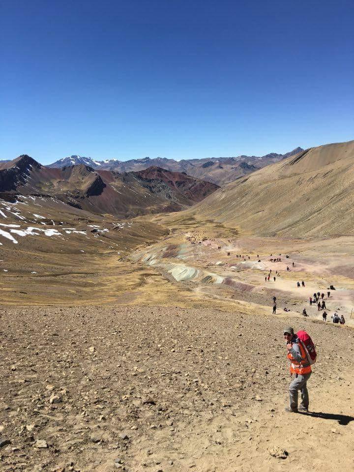 Excursion Montagne des 7 couleurs au Pérou