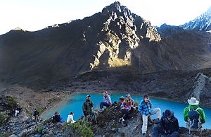Trek de Salkantay, randonnée au Machu Picchu
