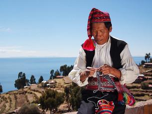 L'île de Taquile, sur le Lac Titicaca … partez, vous aussi à sa découverte