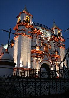 Circuit découverte monastère et église de El Carmen de Trujillo