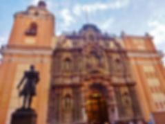 Voyage et vacances au Pérou Eglise de la Merced à Lima