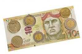 Change au Pérou, monnaie péruvienne le Soles