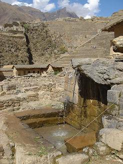 Visiter le Site archéologique d'Ollantaytambo