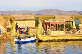Agence de voyage locale iles Uros au Pérou