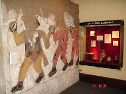 Voyage individuel au Pérou musée d'Archéologie, d'Anthropologie et d'Histoire de l'Université Nationale de Trujillo