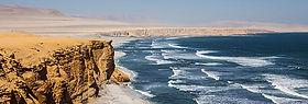 Circuit et voyage Le cliamt sur la cote du Pérou, plage, soleil