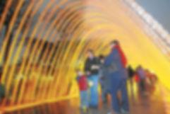Voyage et vacances au Pérou parc Circuit magique de l'eau à Lima