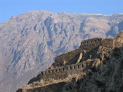 Voyage au Pérou à Ollantaytambo dans la Vallée Sacrée