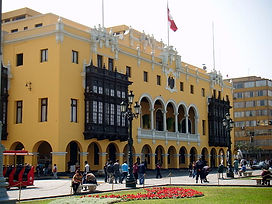 Visiter et à voir Le palais Municipal de Lima