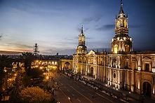 La Cathédrale d'Arequipa, à voir au Pérou