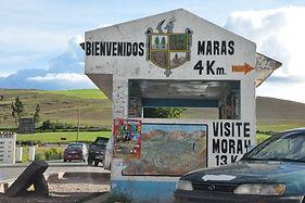Aller à Marars depuis Cusco