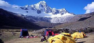 Climat à Huaraz la Cordillére Blanche au Pérou