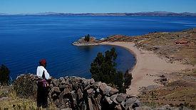 Lac titicaca en famille, voyage avec enfants