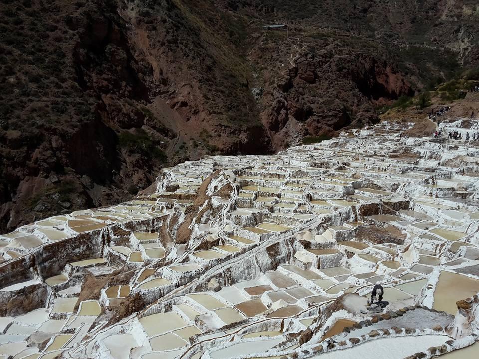 Les salines de Maras